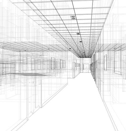 Radius Architectural Millwork Ltd 3D Rendering